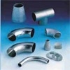 Stainless Steel Pipe Fittings & LR Bends